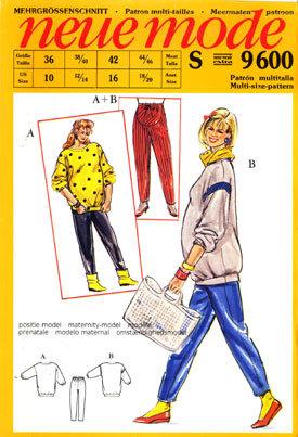 Neue Mode 9600neu