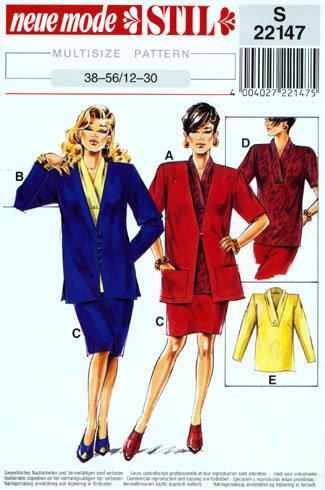 Neue Mode 22147neu