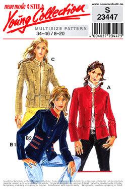 Neue Mode 23447neu
