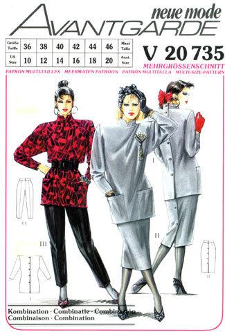 Neue Mode 20735neu