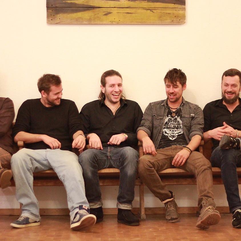 Matt Woosey Band (Schlachthof Lahr)