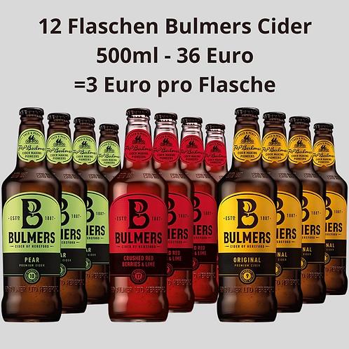 Bulmers Mischung (x12)