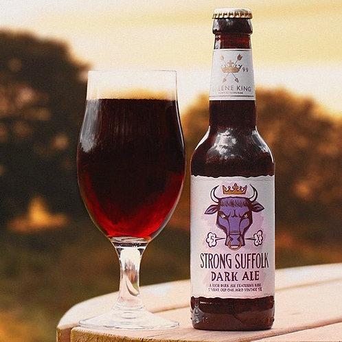 """Greene King """"Strong Suffolk Dark Ale"""""""