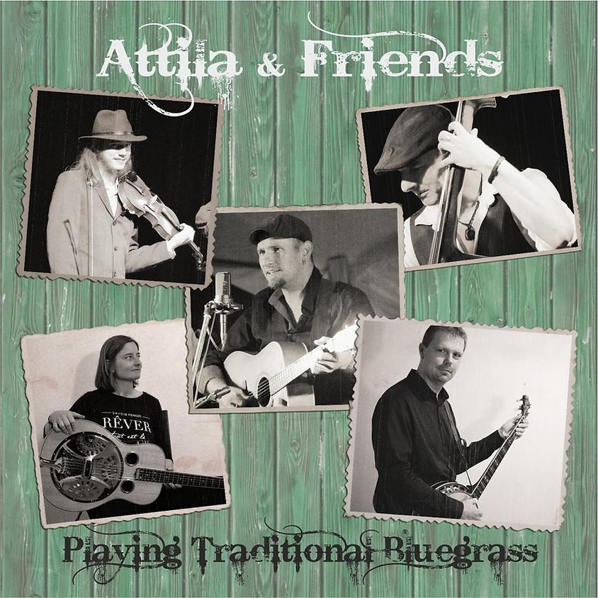 Attila & Friends