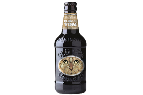 """Robinsons """"Old Tom Strong Ale Ginger"""""""