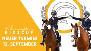 Neuer Termin - KidsCup | 12. September