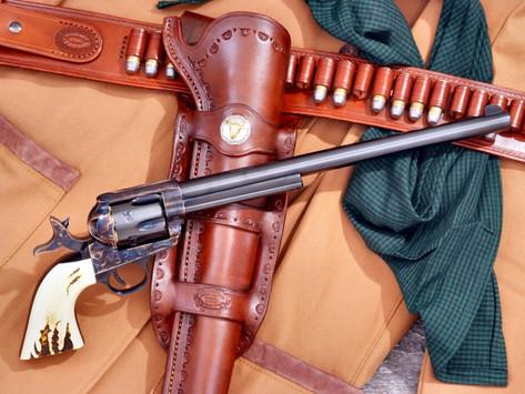 Gun Test EMF: Great Western II Buntline