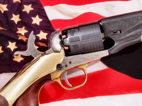 Guns of the Gunfighters Stocking the 1860 Army