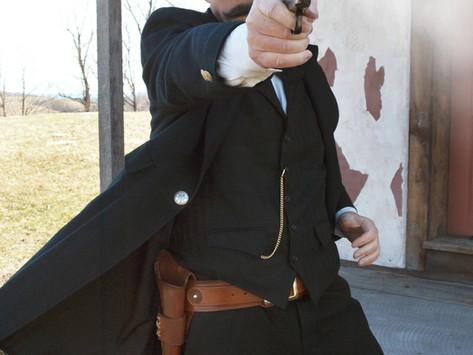 Gun Test Pietta's new 12-inch - 1di2