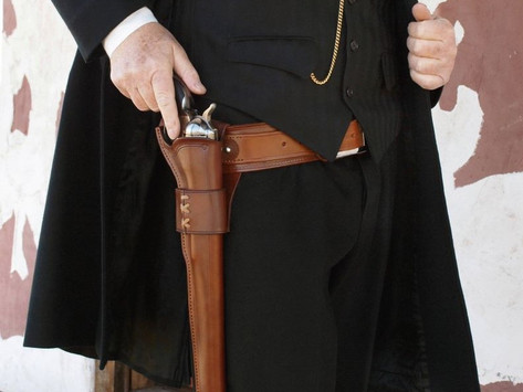 Gun Test Pietta's new 12-inch - 2di2