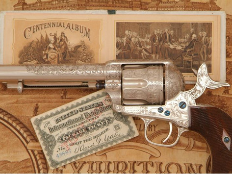 Commemorating the 140th Anniversary of the Colt Peacemaker -Part.2