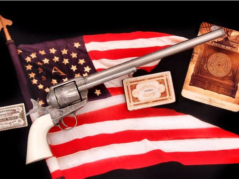 Commemorating the 140th Anniversary of the Colt Peacemaker -Part.1