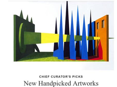 New at Saatchi Art