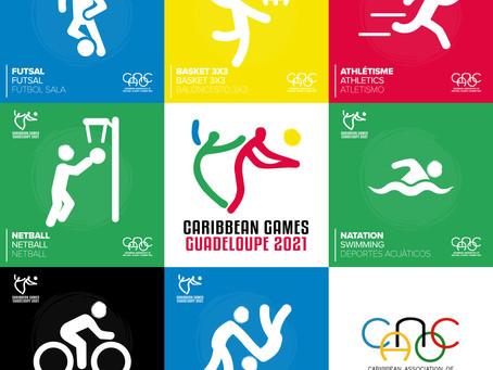 Appels à candidature - Jeux de la Caraïbe 2021
