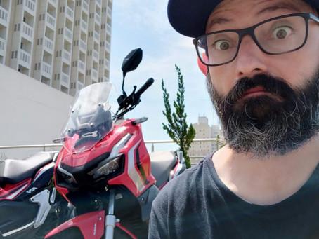Aquela vez que eu andei em 6 motos em um mês