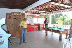 jogos e barracas