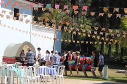 barracas festa junina