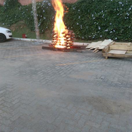 fogueira junina sp