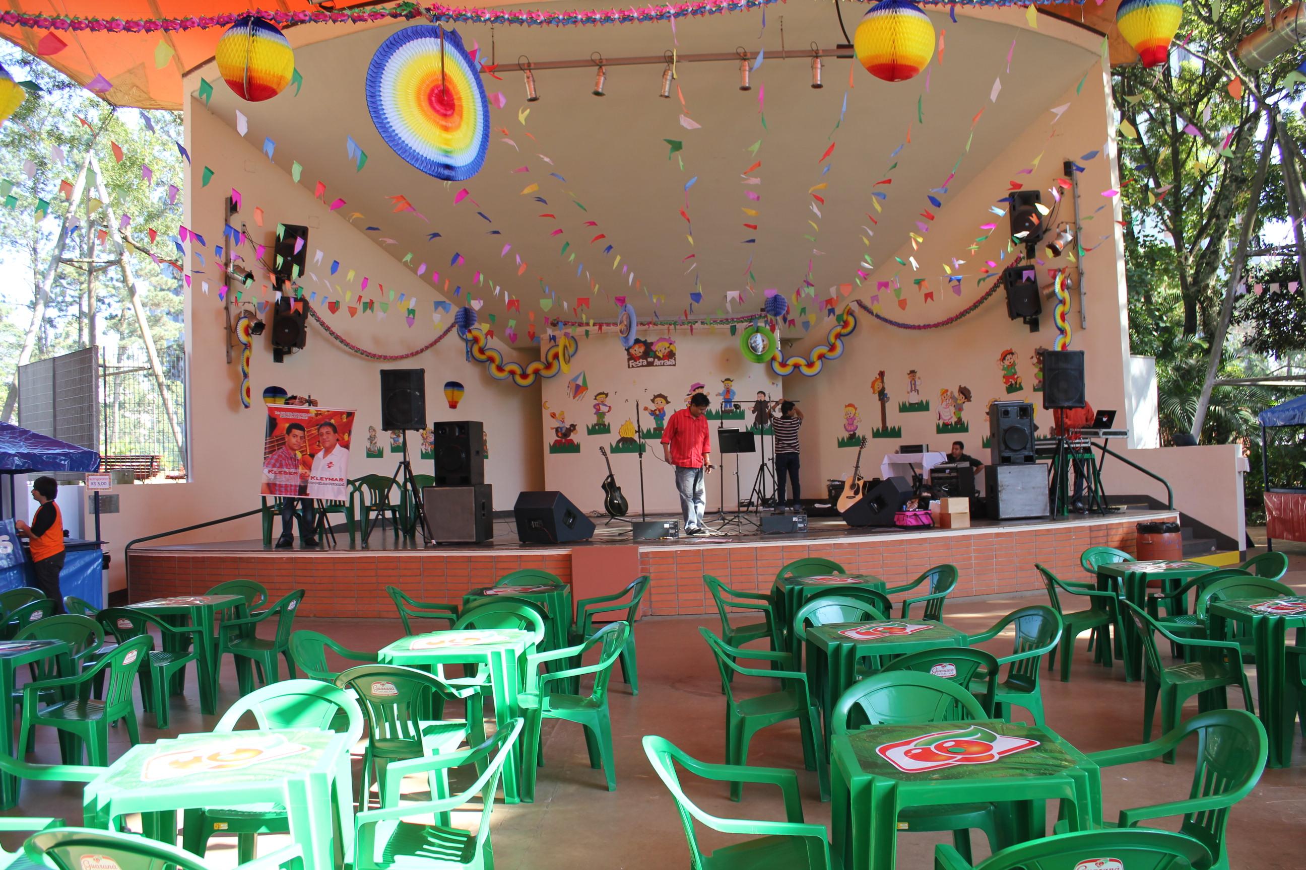 atração festa junina