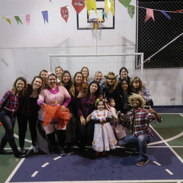 turma festa junina sp