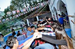 animador festa juinina decoração