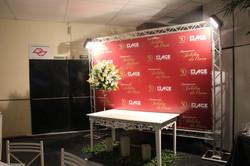 backdrop mesa Confraternização