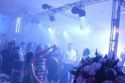 pista de dança casamento