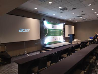 audiovisual reunião