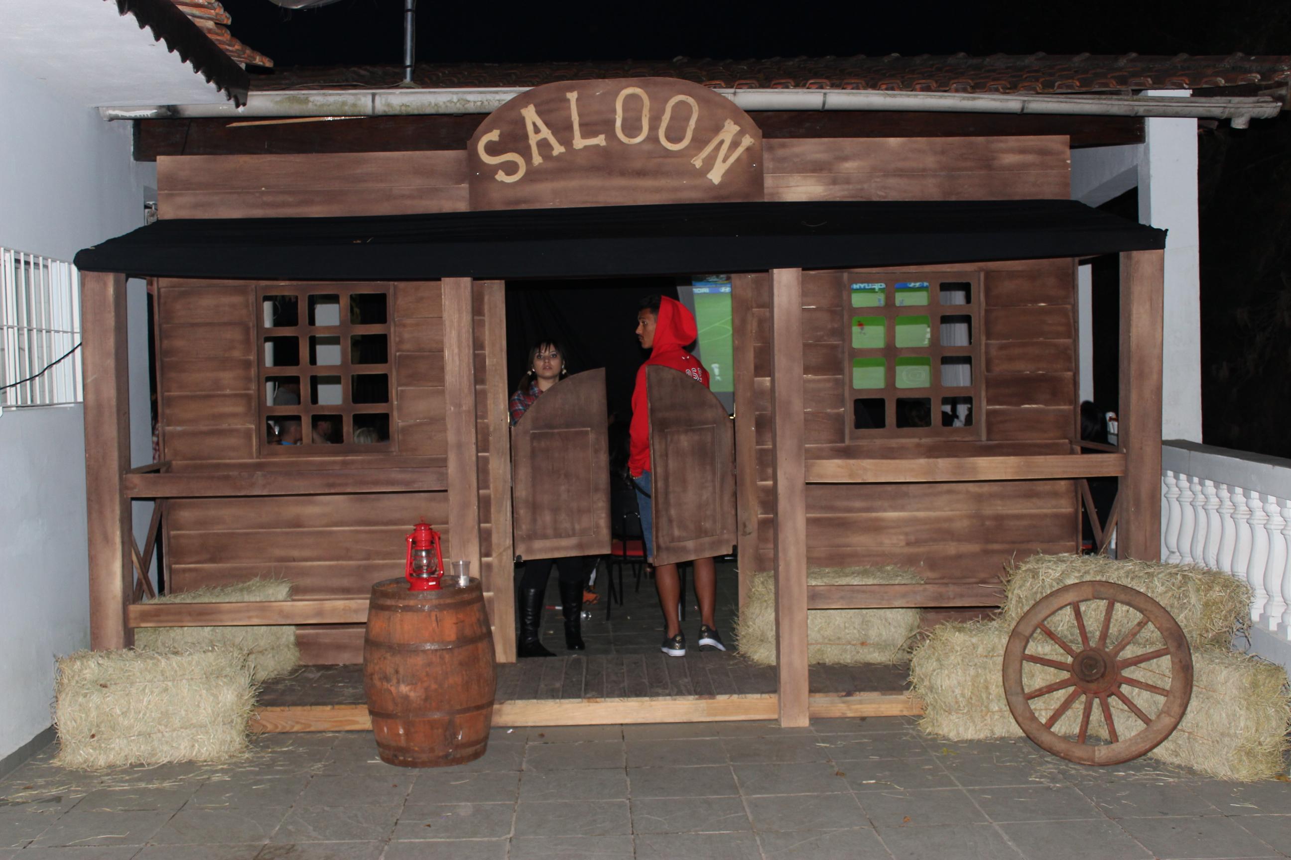 entrada de  salon