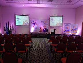 audiovisual convenção