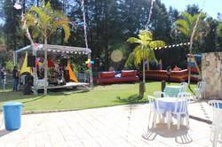 ambiente festa junina