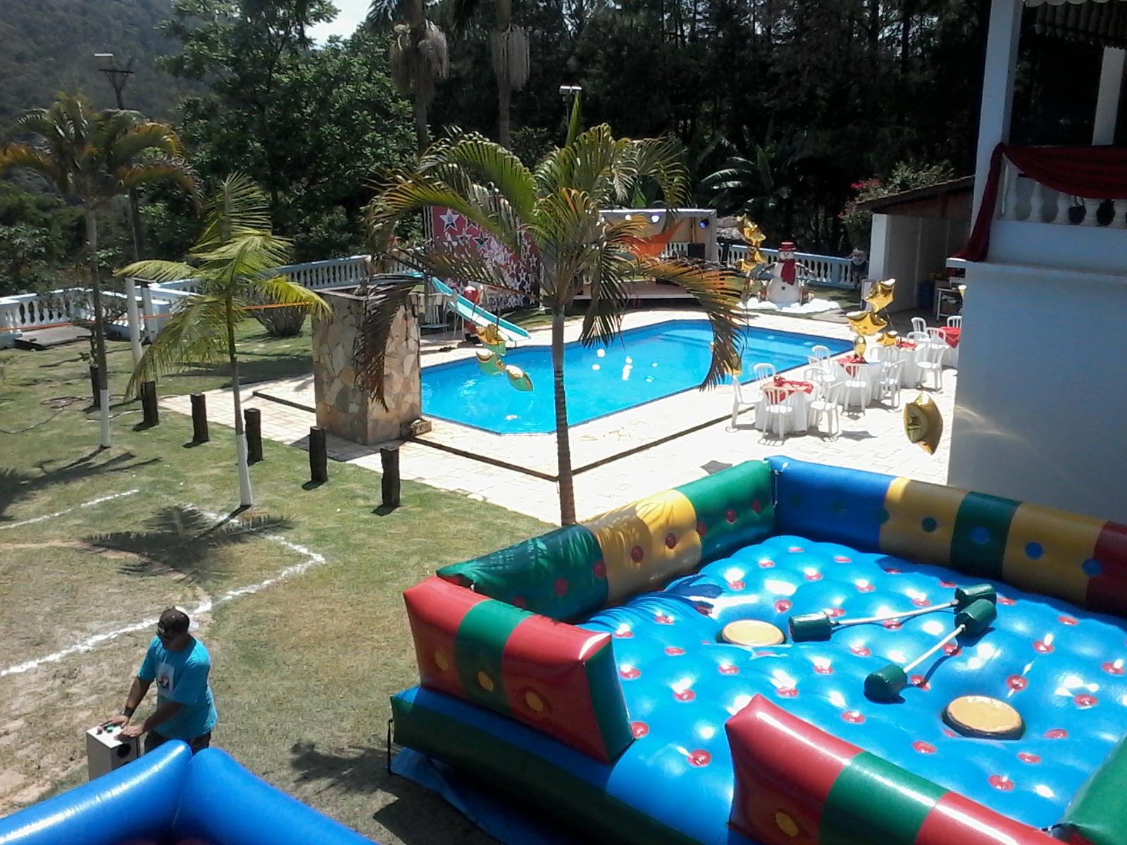 espaço festa aniversário