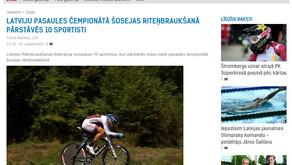 Latvijas Olimpiskās komitejas (LOK) preses relīze