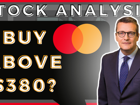 Mastercard (MA) Stock Analysis: Is Mastercard Stock A Buy?