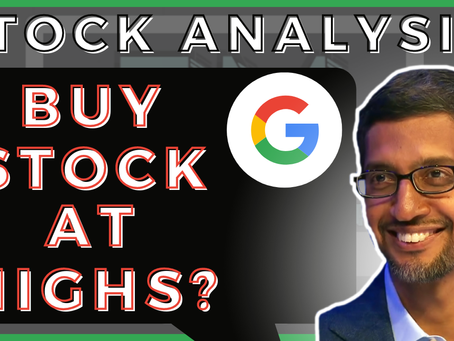 Google (GOOGL) Stock Analysis: BIG $50B Share Buyback!