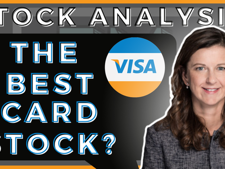 Visa (V) Stock Analysis: Best Fintech Stock To Buy?