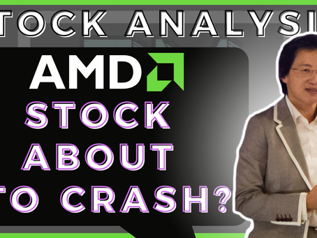 AMD Stock Analysis: Will AMD Stock Crash?