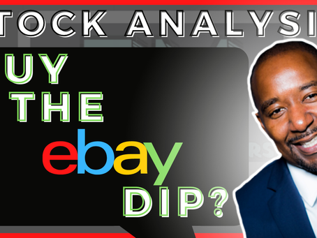 Ebay Stock Analysis: Buy Ebay Stock On The Dip?
