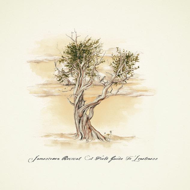 Jamestown Revival Album Cover