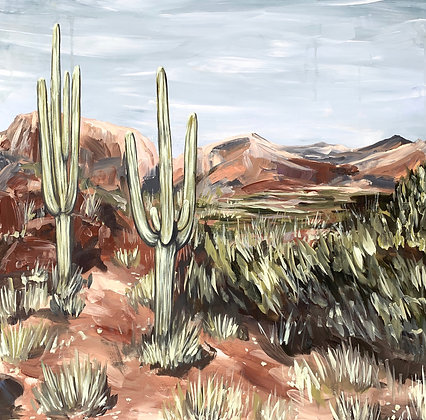 Wild Desert #2