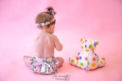 Portrait photo bébé Pranzac