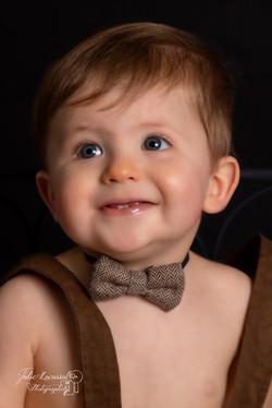 Portrait photo bébé Charente