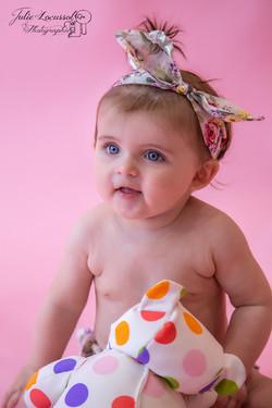 Portrait photo bébé Nontron