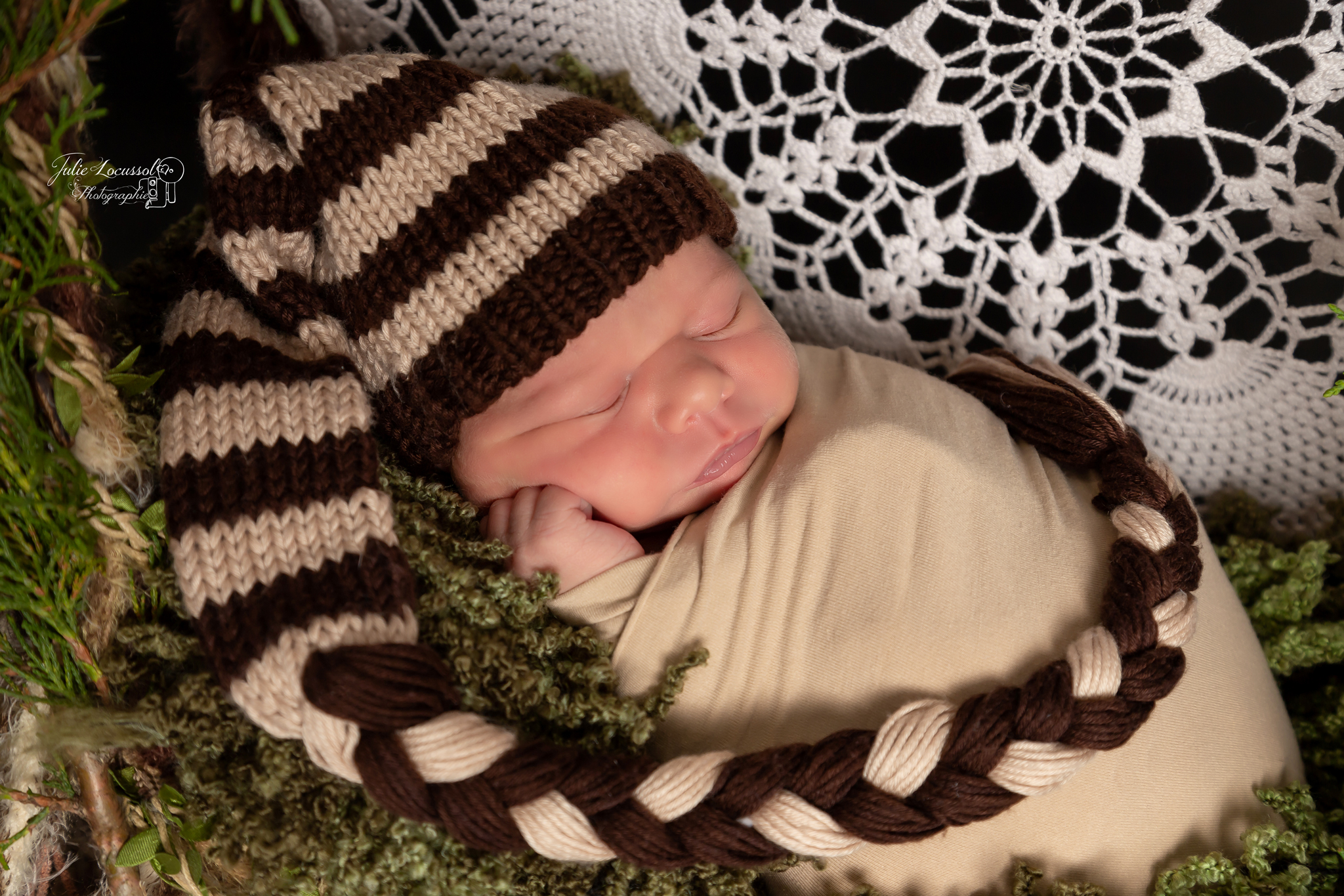photos bébé lutin