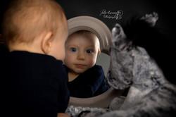 Portrait photo bébé La Rochefoucauld