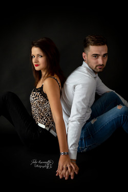 Shooting couple Angoulême