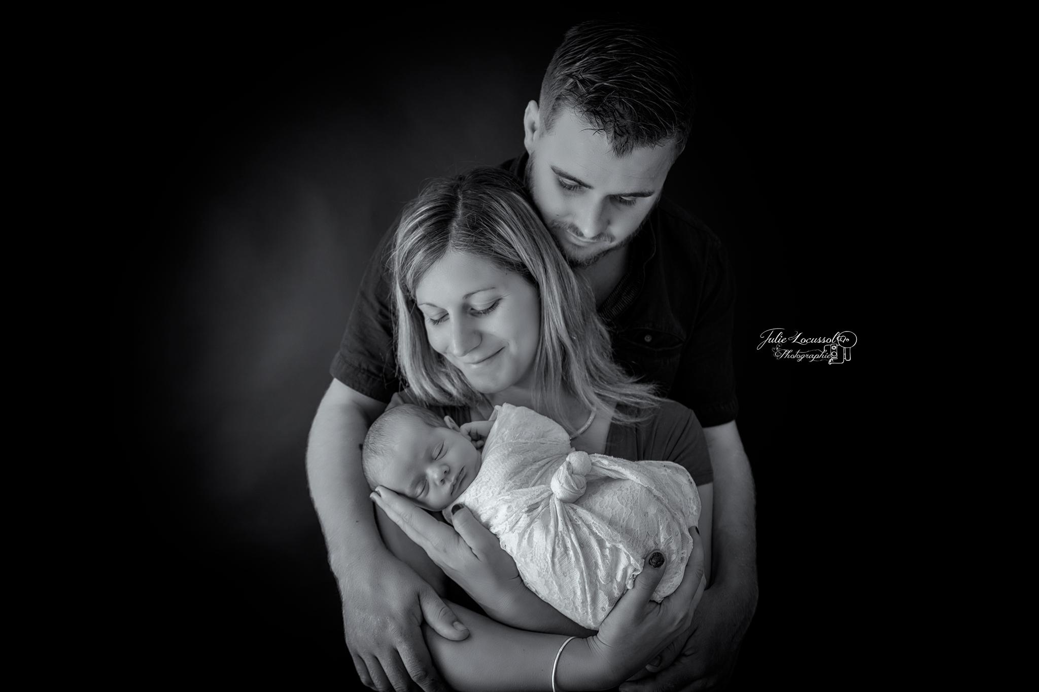séance photo bébé et parents