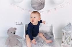 Portrait photo bébé Marthon