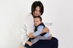 Photo maman et bébé Chasseneuil