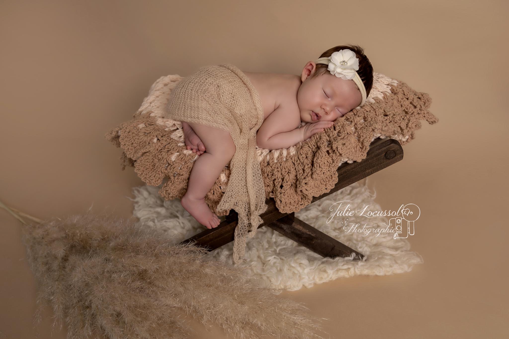 Photographe bébé Magnac sur touvre